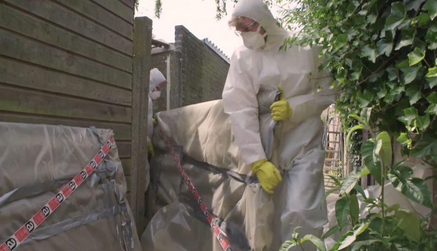 Let op: strengere handhaving asbestverwijdering