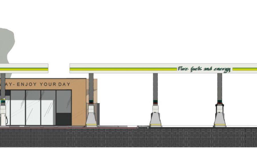 Vergunning voor multifuel tankstation Greenpoint ligt ter inzage