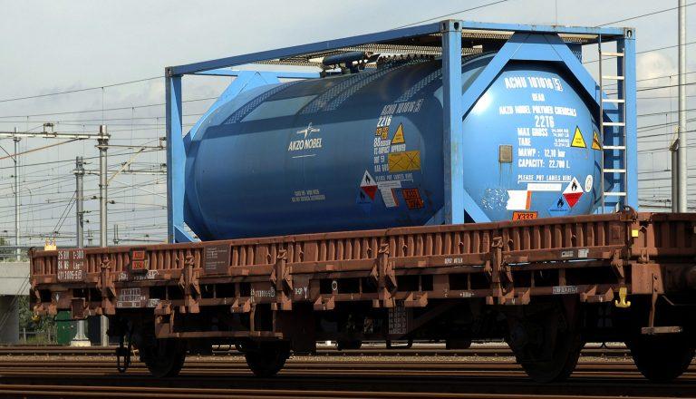 Transport van gevaarlijke stoffen
