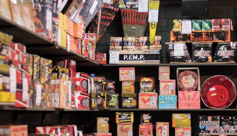 Regels vuurwerkverkoop en –opslag