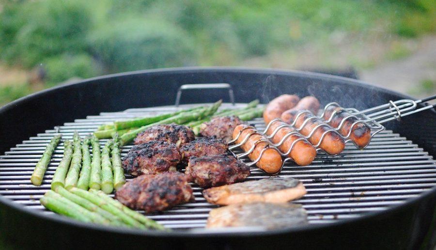 Gezellig barbecueën? Houd rekening met uw omgeving